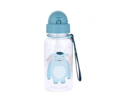 Botella Plástico Little Monsters